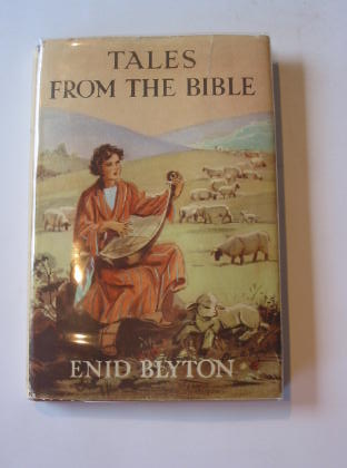 Photo of TALES FROM THE BIBLE written by Blyton, Enid illustrated by Soper, Eileen published by Methuen & Co. Ltd. (STOCK CODE: 738248)  for sale by Stella & Rose's Books
