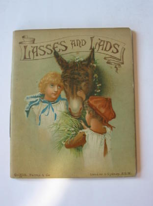 Photo of LASSES AND LADS written by Gift, Theo illustrated by Berkeley, Edith published by Griffith Farran & Co. (STOCK CODE: 738345)  for sale by Stella & Rose's Books