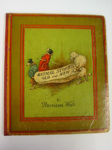 Photo of ANIMAL STORIES OLD AND NEW written by Weir, Harrison illustrated by Weir, Harrison published by Sampson Low, Marston, Searle, & Rivington (STOCK CODE: 738371)  for sale by Stella & Rose's Books