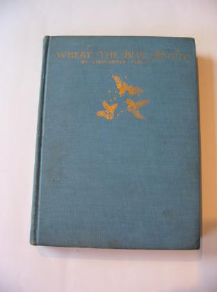 Photo of WHERE THE BLUE BEGINS written by Morley, Christopher illustrated by Rackham, Arthur published by William Heinemann (STOCK CODE: 738540)  for sale by Stella & Rose's Books