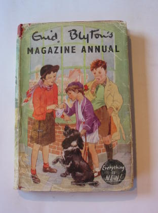Photo of ENID BLYTON'S MAGAZINE ANNUAL NO. 2 written by Blyton, Enid published by Evans Brothers Limited (STOCK CODE: 738693)  for sale by Stella & Rose's Books