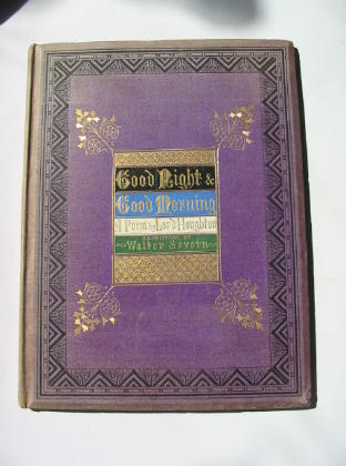 Photo of GOOD NIGHT AND GOOD MORNING written by Houghton, Lord illustrated by Severn, Walter published by Day & Son (STOCK CODE: 739083)  for sale by Stella & Rose's Books