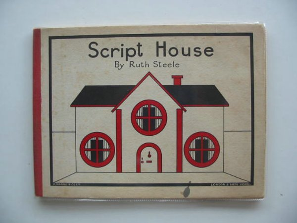 Photo of SCRIPT HOUSE written by Steele, Ruth illustrated by Steele, Ruth published by Frederick Warne & Co Ltd. (STOCK CODE: 802769)  for sale by Stella & Rose's Books
