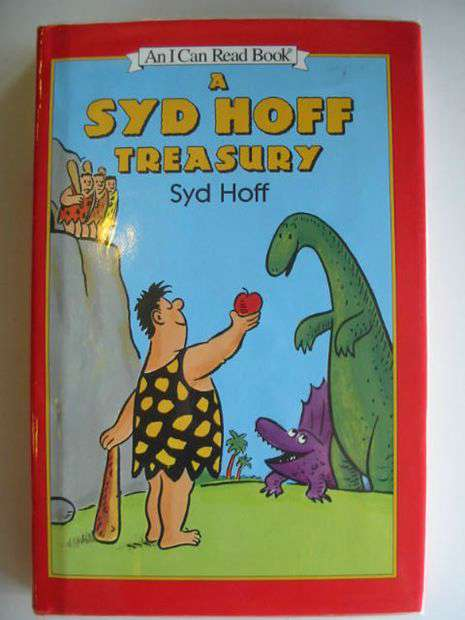 Photo of A SYD HOFF TREASURY written by Hoff, Syd illustrated by Hoff, Syd published by Barnes & Noble Books (STOCK CODE: 802915)  for sale by Stella & Rose's Books