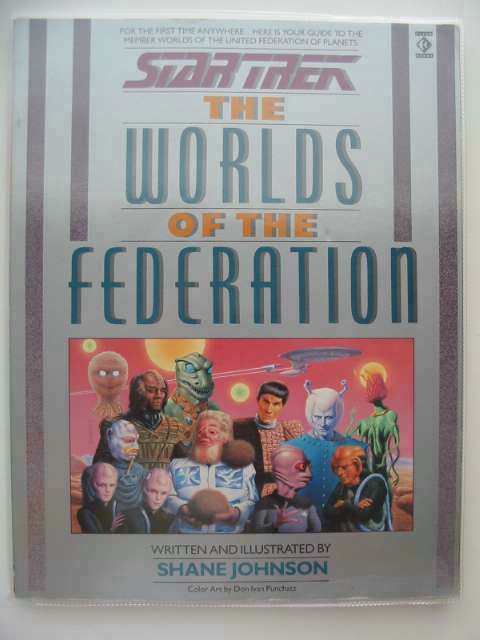Photo of STAR TREK THE WAR OF THE FEDERATION written by Johnson, Shane illustrated by Johnson, Shane<br />Punchatz, Don Ivan published by Titan Books (STOCK CODE: 803738)  for sale by Stella & Rose's Books