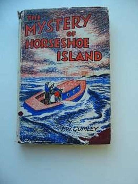 Photo of THE MYSTERY OF HORSESHOE ISLAND written by Gumley, F.W. published by Roger Gordon (STOCK CODE: 804370)  for sale by Stella & Rose's Books