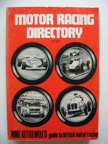 Photo of MOTOR RACING DIRECTORY written by Kettlewell, Mike published by Kettlewell Transportation Information Trade Services (STOCK CODE: 807139)  for sale by Stella & Rose's Books