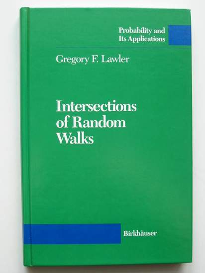 Photo of INTERSECTIONS OF RANDOM WALKS written by Lawler, Gregory F. published by Birkhauser (STOCK CODE: 808201)  for sale by Stella & Rose's Books