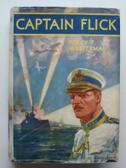 Photo of CAPTAIN FLICK written by Westerman, Percy F. illustrated by Hodgson, Edward S. published by Blackie & Son Ltd. (STOCK CODE: 808312)  for sale by Stella & Rose's Books