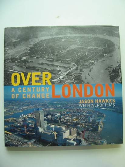 Photo of OVER LONDON written by Hawkes, Jason published by Harper Collins (STOCK CODE: 808486)  for sale by Stella & Rose's Books