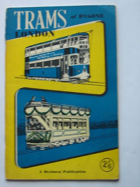 Photo of TRAMS OF BYGONE LONDON published by Dryhurst Publications (STOCK CODE: 808938)  for sale by Stella & Rose's Books