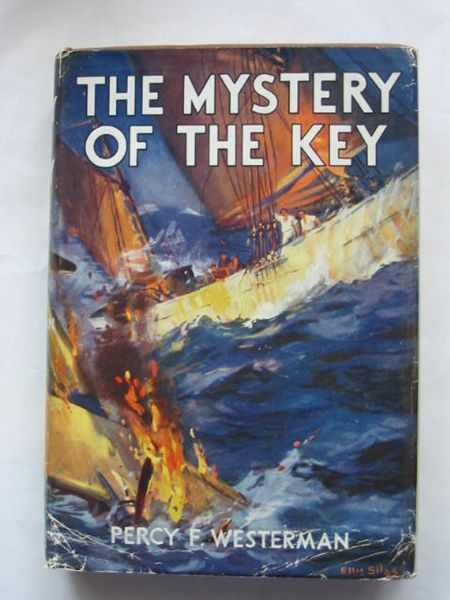 Photo of THE MYSTERY OF THE KEY- Stock Number: 809179