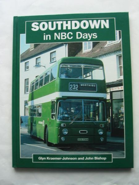 Photo of SOUTHDOWN IN NBC DAYS written by Kraemer-Johnson, Glyn<br />Bishop, John published by Ian Allan (STOCK CODE: 809315)  for sale by Stella & Rose's Books