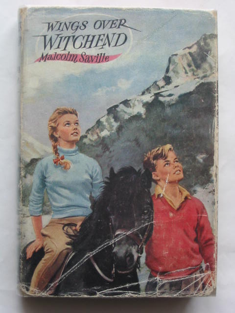 Photo of WINGS OVER WITCHEND written by Saville, Malcolm published by George Newnes Ltd. (STOCK CODE: 809485)  for sale by Stella & Rose's Books