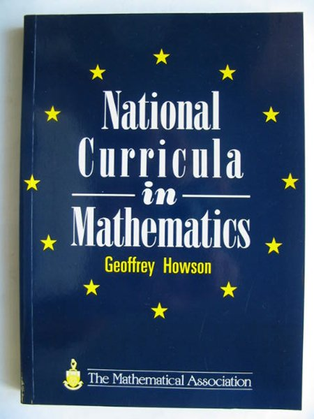 Photo of NATIONAL CURRICULA IN MATHEMATICS written by Howson, Geoffrey published by The Mathematical Association (STOCK CODE: 809773)  for sale by Stella & Rose's Books