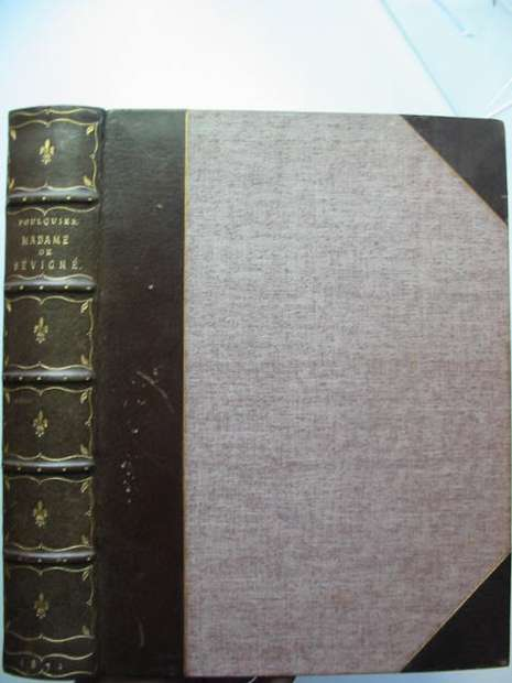 Photo of LETTRES CHOISIES DE MADAME DE SEVIGNE written by De Sevigne, Madame<br />Poujoulat, M. illustrated by Foulquier, V. published by Alfred Mame Et Fils (STOCK CODE: 810363)  for sale by Stella & Rose's Books