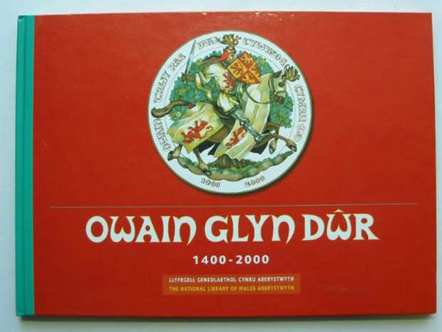 Photo of OWAN GLYN DWR 1400-2000 written by Llywd, Iwan<br />Clarke, Gillian illustrated by Jones, Margaret published by The National Library of Wales (STOCK CODE: 810405)  for sale by Stella & Rose's Books