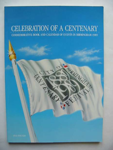 Photo of CELEBRATION OF A CENTENARY published by New Enterprise Publications (STOCK CODE: 810495)  for sale by Stella & Rose's Books