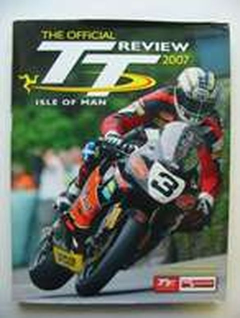 Photo of THE OFFICIAL TT REVIEW 2007 written by Pinchin, Gary published by Haynes Publishing Group (STOCK CODE: 810535)  for sale by Stella & Rose's Books