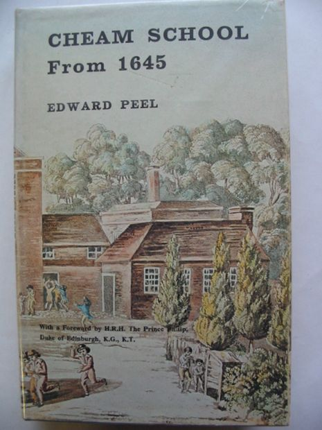 Photo of CHEAM SCHOOL FROM 1645 written by Peel, Edward published by Thornhill Press (STOCK CODE: 811139)  for sale by Stella & Rose's Books