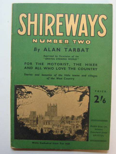 Photo of SHIREWAYS NUMBER TWO written by Tarbat, Alan C. published by Rankin Bros Ltd. (STOCK CODE: 811755)  for sale by Stella & Rose's Books