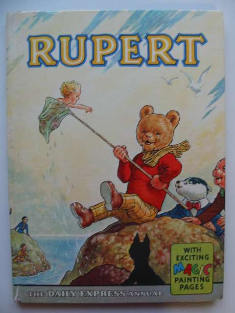 Photo of RUPERT ANNUAL 1963 written by Bestall, Alfred illustrated by Bestall, Alfred published by Daily Express (STOCK CODE: 812442)  for sale by Stella & Rose's Books