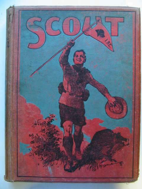 Photo of THE SCOUT VOLUME XV FOR 1920 written by Westerman, Percy F.<br />et al,  published by C. Arthur Pearson Ltd. (STOCK CODE: 812804)  for sale by Stella & Rose's Books