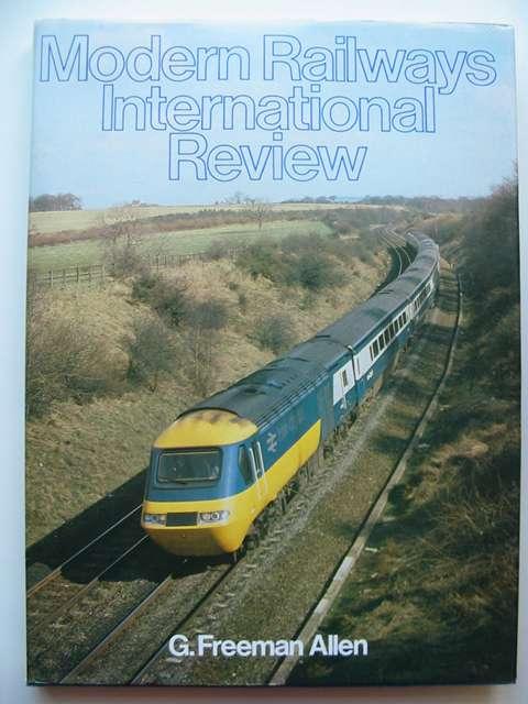Photo of MODERN RAILWAYS INTERNATIONAL REVIEW written by Allen, Geoffrey Freeman published by Ian Allan (STOCK CODE: 812907)  for sale by Stella & Rose's Books