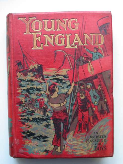 Photo of YOUNG ENGLAND VOL. XXXIII published by The Pilgrim Press (STOCK CODE: 813790)  for sale by Stella & Rose's Books