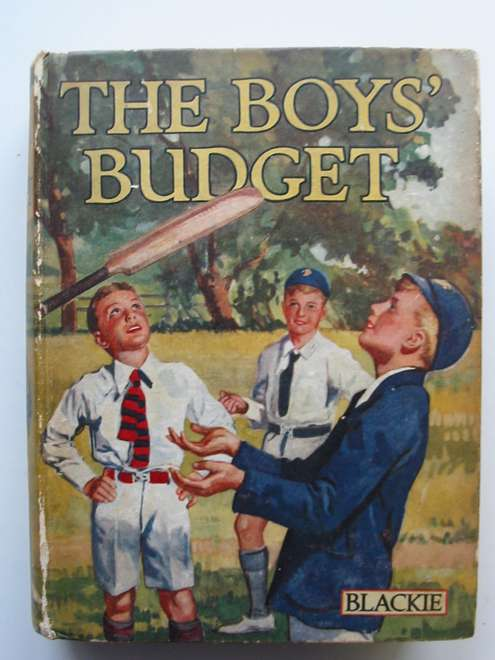 Photo of THE BOYS' BUDGET written by Westerman, Percy F.<br />Rankin, Hamish<br />et al,  illustrated by Brock, H.M.<br />Hilder, Rowland<br />et al.,  published by Blackie & Son Ltd. (STOCK CODE: 813796)  for sale by Stella & Rose's Books