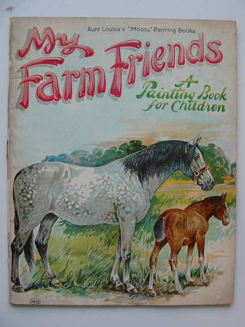 Photo of MY FARM FRIENDS published by Frederick Warne & Co. (STOCK CODE: 813952)  for sale by Stella & Rose's Books