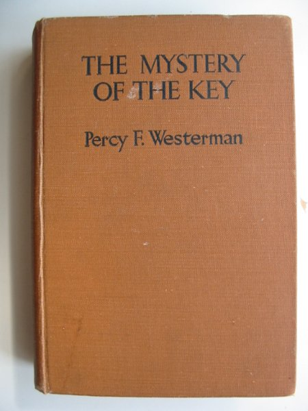Photo of THE MYSTERY OF THE KEY- Stock Number: 814671
