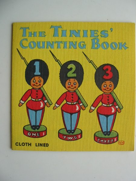 Photo of THE TINIES' COUNTING BOOK- Stock Number: 814695