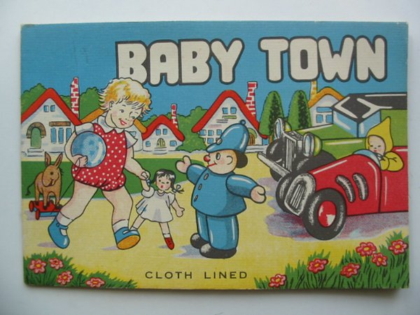 Photo of BABY TOWN written by Plunket, Mila published by R.A. Publishing Co. Ltd. (STOCK CODE: 814696)  for sale by Stella & Rose's Books