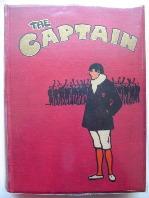 Photo of THE CAPTAIN VOL XXX written by Westerman, Percy F.<br />Avery, Harold<br />et al,  published by George Newnes Limited (STOCK CODE: 814749)  for sale by Stella & Rose's Books
