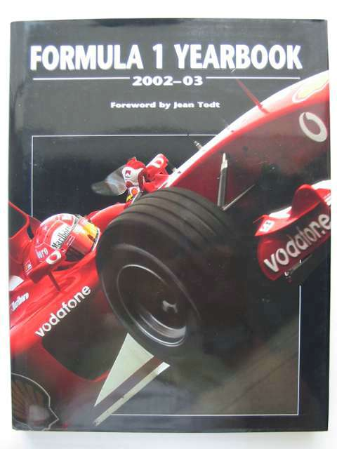 Photo of FORMULA 1 YEARBOOK 2002-03 written by Domenjoz, Luc published by Parragon (STOCK CODE: 815403)  for sale by Stella & Rose's Books