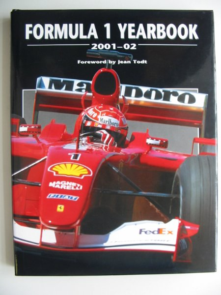 Photo of FORMULA 1 YEARBOOK 2001-02 written by Domenjoz, Luc published by Parragon (STOCK CODE: 815484)  for sale by Stella & Rose's Books