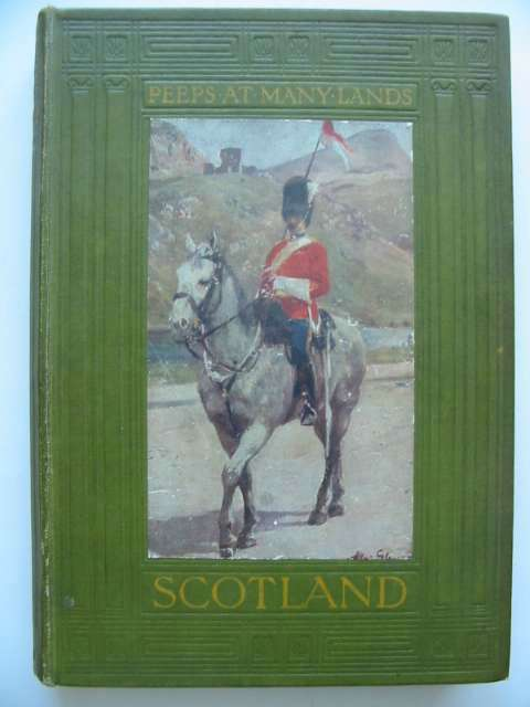 Photo of PEEPS AT MANY LANDS - SCOTLAND written by Grierson, Elizabeth published by Adam & Charles Black (STOCK CODE: 815603)  for sale by Stella & Rose's Books