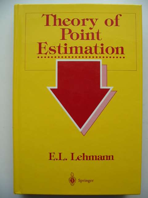 Photo of THEORY OF POINT ESTIMATION written by Lehmann, E.L. published by Springer (STOCK CODE: 815898)  for sale by Stella & Rose's Books