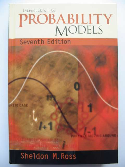 Photo of INTRODUCTION TO PROBABILITY MODELS written by Ross, Sheldon M. published by The Harcourt Press (STOCK CODE: 815903)  for sale by Stella & Rose's Books