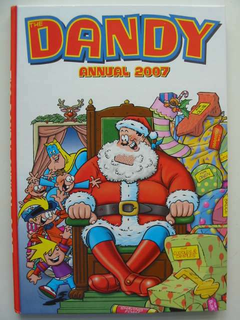 Photo of THE DANDY ANNUAL 2007 published by D.C. Thomson & Co Ltd. (STOCK CODE: 816149)  for sale by Stella & Rose's Books