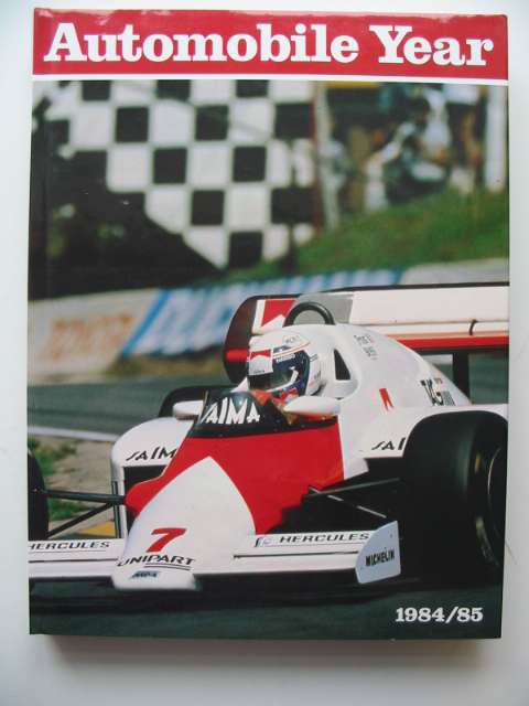 Photo of AUTOMOBILE YEAR No. 32 1984-85 published by Editions 24 Heures (STOCK CODE: 816268)  for sale by Stella & Rose's Books
