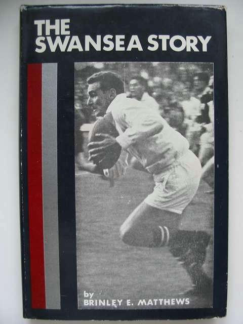 Photo of THE SWANSEA STORY written by Matthews, Brinley E. published by Swansea Cricket & Footbal Club (STOCK CODE: 816272)  for sale by Stella & Rose's Books