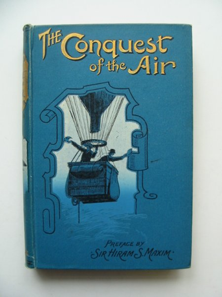 Photo of THE CONQUEST OF THE AIR written by Alexander, John published by S.W. Partridge & Co. (STOCK CODE: 816505)  for sale by Stella & Rose's Books