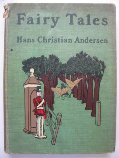 Photo of FAIRY TALES BY HANS CHRISTIAN ANDERSEN written by Andersen, Hans Christian<br />Braekstad, H.L. illustrated by Tegner, Hans published by William Heinemann (STOCK CODE: 816950)  for sale by Stella & Rose's Books