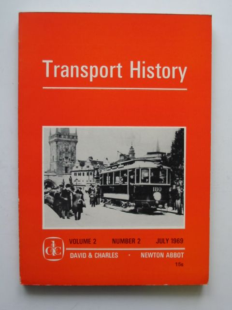 Photo of TRANSPORT HISTORY VOL 2 No. 2 published by David & Charles (STOCK CODE: 817245)  for sale by Stella & Rose's Books