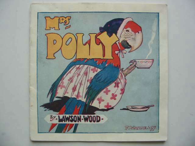 Photo of MRS POLLY HER VISIT TO THE FARM written by Wood, Lawson illustrated by Wood, Lawson published by Frederick Warne & Co Ltd. (STOCK CODE: 817847)  for sale by Stella & Rose's Books