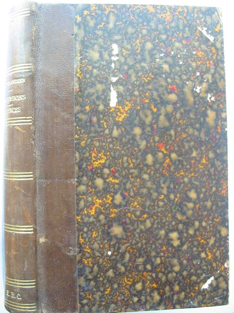 Photo of HISTOIRE DE MES ASCENSIONS written by Tissandier, Gaston (STOCK CODE: 818623)  for sale by Stella & Rose's Books