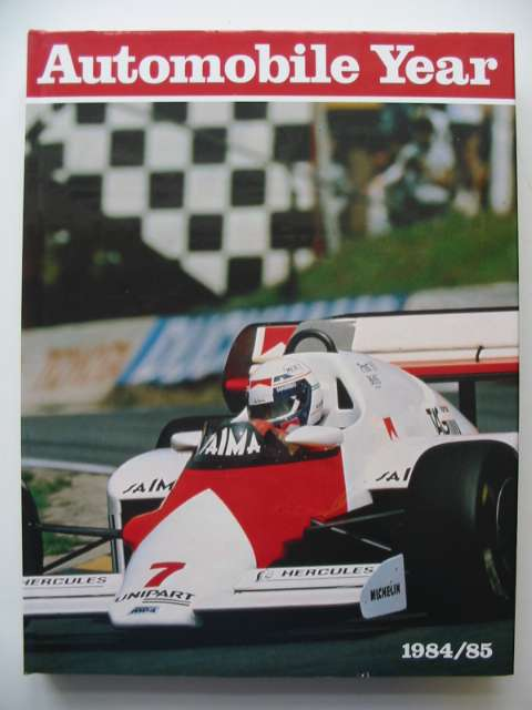 Photo of AUTOMOBILE YEAR No. 32 1984-85 published by Editions 24 Heures (STOCK CODE: 818747)  for sale by Stella & Rose's Books