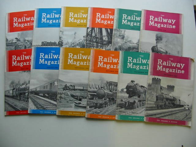 Photo of THE RAILWAY MAGAZINE VOL 106 published by The Tothill Press (STOCK CODE: 819668)  for sale by Stella & Rose's Books